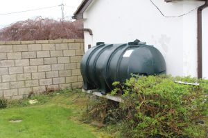 oil tank oil spill clean up