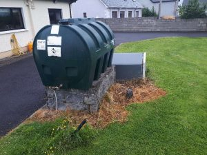 maintaining your oil tank